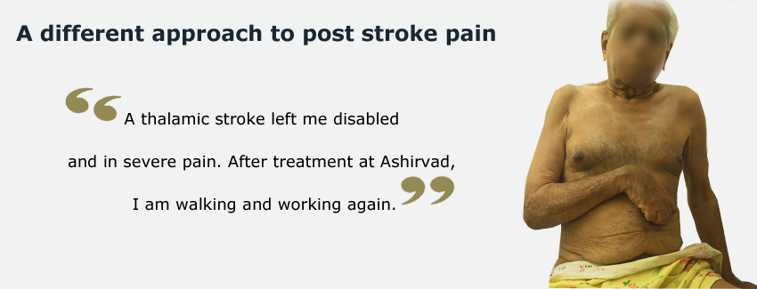 Post stroke Pain Treatment in Mumbai